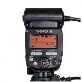 Yongnuo YN14EX II YN-14EX II Blitz macro E-TTL pentru Canon