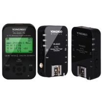 Yongnuo YN622C-TX + 2x YN622C II kit declansare wireless E-TTL Canon