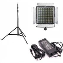 KIT lumina continua Lampa Yongnuo YN10800 3200-5500K + stativ + alimentator