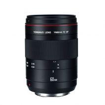 Yongnuo YN 60mm F2 MF Obiectiv Macro pentru Canon EOS