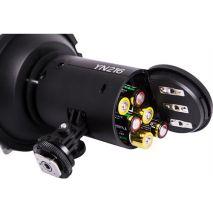 Yongnuo YN-216 YN216 Lampa video 5500K cu 216 LED-uri CRI-90 si voleti detasabili