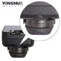 Yongnuo YN622C II transceiver Canon high-speed sync, wireless TTL