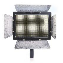 Kit lumina continua Lampa Yongnuo YN600L+ 2x Acumulatori Dste NP F+ incarcator+ stativ