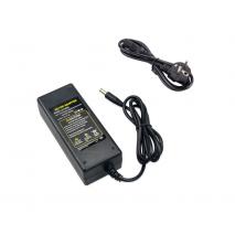 Kit lumina continua Lampa Yongnuo YN608RGB 3200K - 5500K+ alimentator+ stativ + suport orientabil