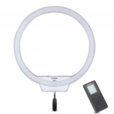 Yongnuo YN608 Lampa circulara cu 608 PRO LED si temperatura reglabila 3200-5500k