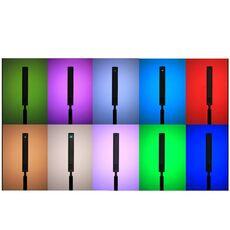 Yongnuo YN60 Lampa Led cu temperatura de culoare reglabila 3200K-5500K si RGB
