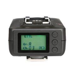 Yongnuo YNE3-RX receiver wireless pt Yongnuo YN-E3-RT, YN600EX-RT, Canon ST-E3-RT, Canon 600EX-RT