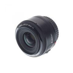 Pachet - 2 obiective Yongnuo 50mm f1.8 + 35mm f2 pentru Canon