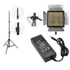 KIT lumina continua Lampa Yongnuo YN600L II+ stativ+ alimentator