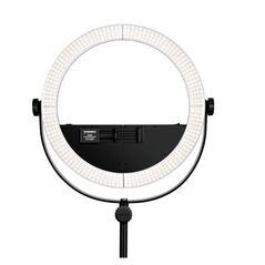 Yongnuo YN508 Lampa circulara  2in1 cu 480 LED-uri si temperatura de culoare ajustabila
