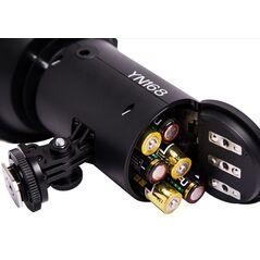 Yongnuo YN168 YN-168 Lampa video cu 168 LED-uri si voleti detasabili
