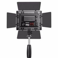 Yongnuo YN160 III 3200-5500K Lampa foto-video cu 192 LEDuri CRI 95 si temperatura de culoare reglabila