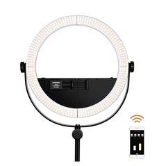 KIT lumina continua Lampa Yongnuo YN508+ stativ+ 2x alimentatoare
