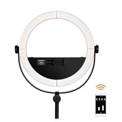 KIT lumina continua Lampa Yongnuo YN508 S+ stativ+ 2x alimentatoare