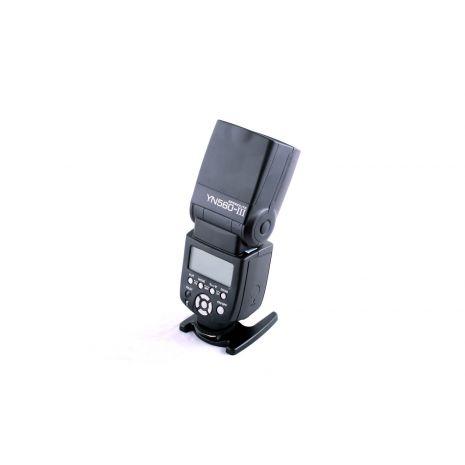 Blitz wireless slave Yongnuo YN560-III YN-560 III cu receiver RF-603 incorporat
