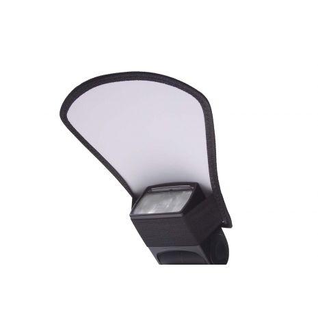 Bounce diffuser reversibil LF20 PVC white-silver