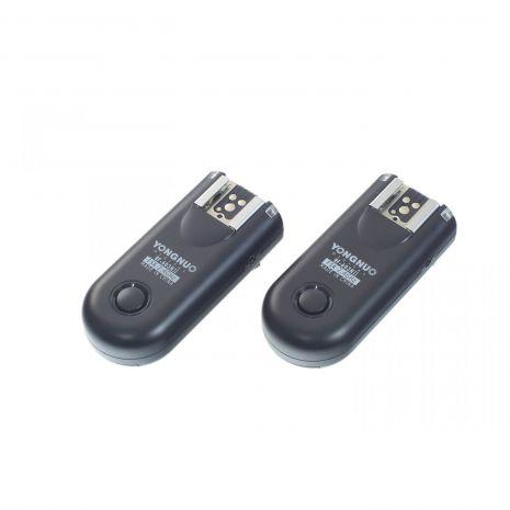 Yongnuo RF603N II N1/N3 pentru Nikon kit 2x transceiver radio wireless pentru blitzuri