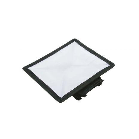 Mini softbox 15x17cm pentru blitzuri speedlite