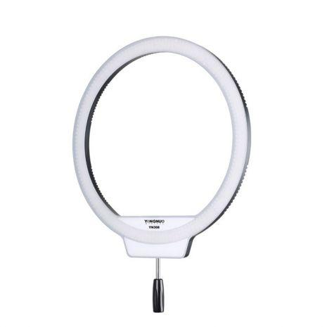 Yongnuo YN308 Lampa circulara cu 308 PRO LED, 3200K-5500K