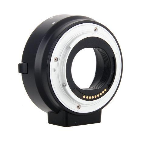 Yongnuo YN EF-EOS M adaptor montura Canon EF la Canon EOS M